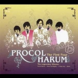 Procol Harum - The First Four (2CD) '2003