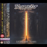 Rhapsody Of Fire - Legendary Years  '2017