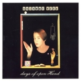 Suzanne Vega - Days Of Open Hand  '1990