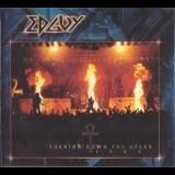 Edguy - Burning Down The Opera  Live (2CD) '2003