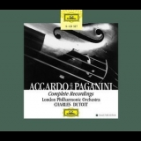 Salvatore Accardo - Accardo Plays Paganini (cd 5) '1978
