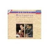 Ludwig Van Beethoven - Violin and Piano Sonatas - Perlman, Ashkenazy (4 CD, Decca) '2002