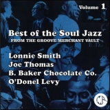 Dr. Lonnie Smith - Best Of The Soul Jazz From The Groove Merchant Vault '2012