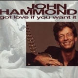 John Hammond - Got Love If You Want It '1992