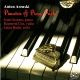 Jouni Somero - Arensky_ Pianotrio & Piano Works '2014