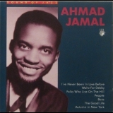 Ahmad Jamal - The Sound Of Jazz - Ahmad Jamal In Concert '1988