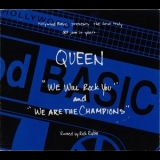 Queen - We Will Rock You / We Are The Champions [CDM] '1991