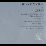 George Michael - Five Live: EP [EP] '1993
