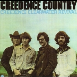 Creedence Clearwater Revival - Creedence Country '1981
