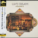 Cream - Live Cream Volume II '1972