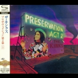 Kinks, The - Preservation Act 2 '1974