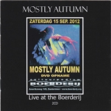 Mostly Autumn - Live At The Boerderij (2CD) '2013
