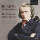 The Primrose Piano Quartet - Brahms: The Piano Quartets '2019