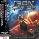 Iron Savior - Rise Of The Hero (Avalon MICP-11139) '2014