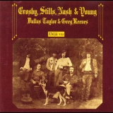 Crosby, Stills, Nash & Young - Deja Vu (SHM-CD Japan 2008) '1970