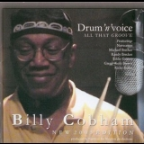 Billy Cobham - Drum 'n' Voice - All That Groove {2005 Nicolosi Productions NIC 90015} '2001