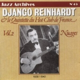 Django Reinhardt - Nuages, Vol. 2 1938-1940 (Jazz Archives No. 45) '2005