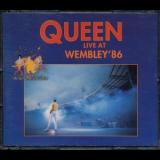 Queen - Live At Wembley '86 (2CD) '1992