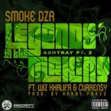 Smoke Dza - Legends In The Making (Ashtray Pt. 2) '2013