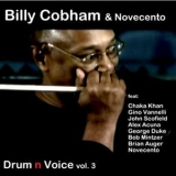 Billy Cobham - Billy Cobham: Drum'n' Voice, Vol. 3 '2013