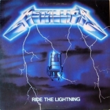 Metallica - Ride the Lightning (Vinyl Rip) '1984