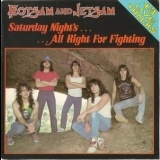 Flotsam And Jetsam - Saturday Night's All Right For Fighting '1988