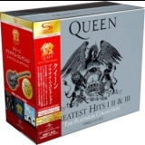 Queen - Greatest Hits I II & III (The Platinum Collection) '2000
