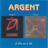 Argent - Argent & Circus 2 LP's On 1 CD '2005
