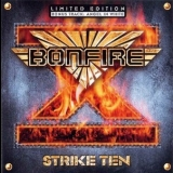 Bonfire - Strike Ten '2001