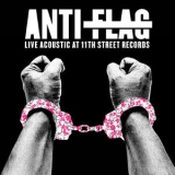 Anti-flag - Live Acoustic At 11th Street Records '2015