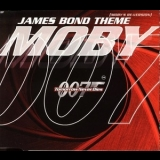 Moby - James Bond Theme (moby's Re-version) [CDS] '1997