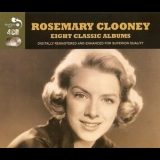 Rosemary Clooney - Eight Classic Albums (4CD) '2013