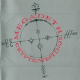 Megadeth - Cryptic Writings (Japanese Edition) '1997