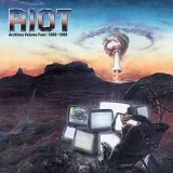 Riot - Archives Volume 4 - 1988-1989 '2019