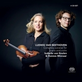 Ludwig Van Beethoven - Complete Sonatas For Piano And Violin (SACD, CC72650, EU) '2014