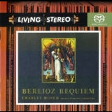 Hector Berlioz - Requiem (Charles Munch) (2005, SACD, 82876-66373-2, RE, RM, US) '1960