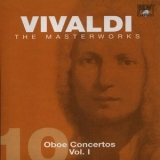 Antonio Vivaldi - The Masterworks (CD10) - Oboe Concertos Vol.1 '2004