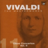 Antonio Vivaldi - The Masterworks (CD11) - Oboe Concertos Vol.2 '2004