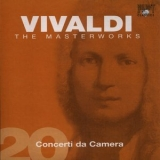 Antonio Vivaldi - The Masterworks (CD20) - Concerti Da Camera '2004