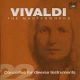 Antonio Vivaldi - The Masterworks (CD22) - Concertos For Diverse Instruments '2004