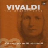 Antonio Vivaldi - The Masterworks (CD23) - Solo Concertos '2004