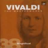 Antonio Vivaldi - The Masterworks (CD38) - Magnificat '2004