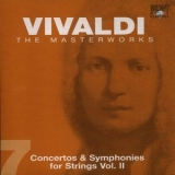 Antonio Vivaldi - The Masterworks (CD7) - Concertos And Symphonies For Strings Vol.2 '2004