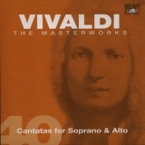 Antonio Vivaldi - The Masterworks (CD40) - Cantatas For Soprano And Alto '2004
