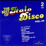 Various Artist - The Best Of Italo Disco Vol. 16 (CD1) '1991