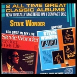 Stevie Wonder - For Once In My Life (1966) + Uptight (1968) '1986