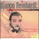 Django Reinhardt - Georgia On My Mind (Djangology Vol. 01) [1936-1937] '1993