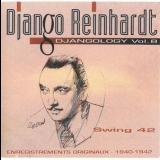 Django Reinhardt - Swing 42 (Djangology Vol. 08) [1940-1942] '1993