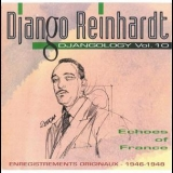 Django Reinhardt - Echoes of France (Djangology Vol. 10) [1946-1948] '1993
