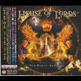 House Of Lords - New World - New Eyes [King Rec., KICP 4025, Japan] '2020